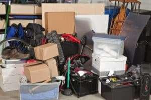 Storage, seasonal items - Republic Moving-Chula Vista, CA
